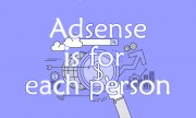 Adsense is for each person