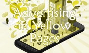 Advertising in Yellow Pages
